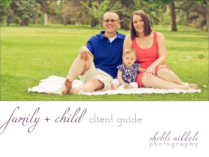family+child client guide