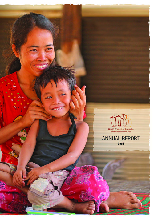 WEAL Annual Report 2015