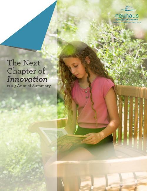 2013 Neuhaus Education Center Annual Summary
