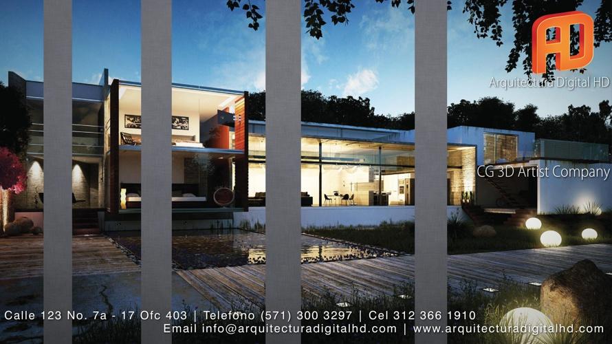Portafolio Arquitectura Digital HD