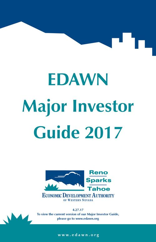 EDAWN 116463 Investor Guide