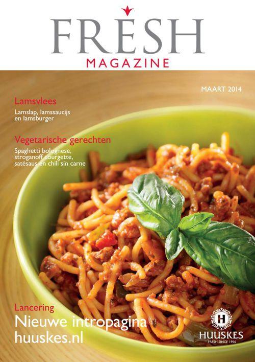 Fresh Magazine Maart 2014