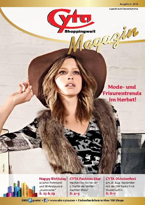 Cyta Magazin 5/2012