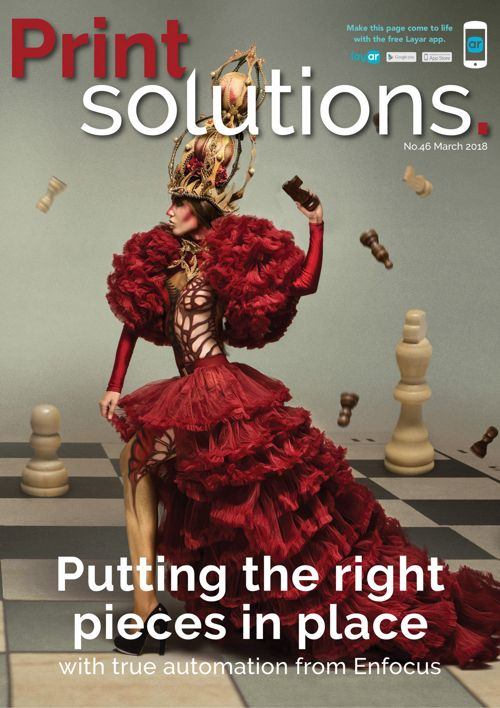 Print Solutions #46 - March 2018