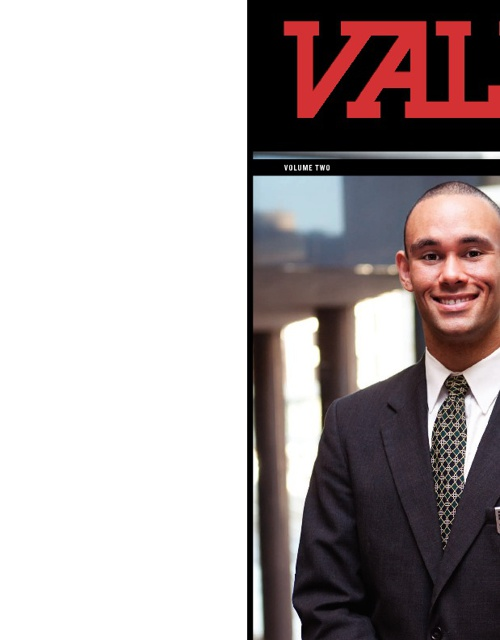 VALUES Magazine 2012