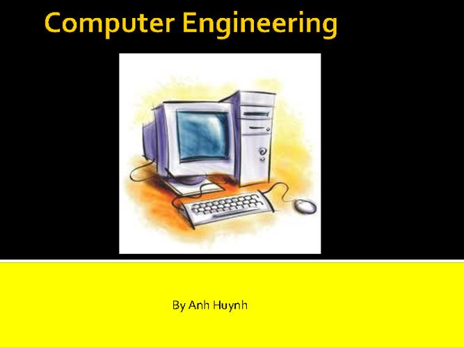 Computer Engineer
