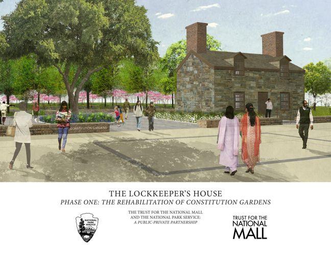 TNM Lockkeeper's House - Phase One