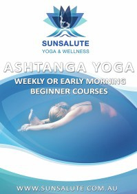 SunSalute Yoga and Wellness - Beginners Courses in Ashtanga Yoga