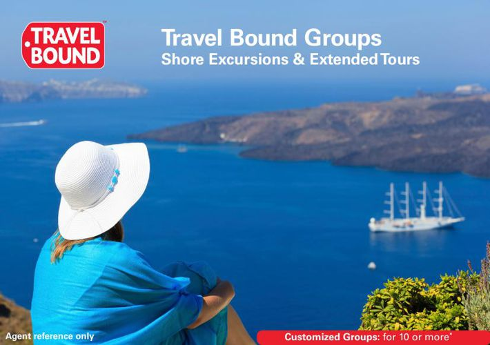 Travel Bound Groups Shore Excursions & Extended Tours