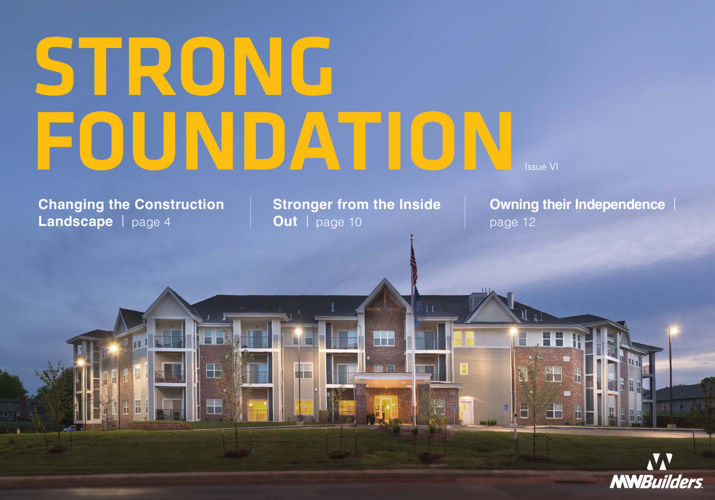 Strong Foundation Issue 6