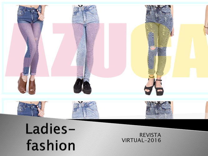 Ladies-fashion revista