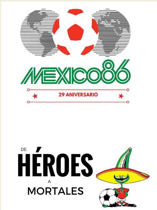 Revista Aniversario México 86