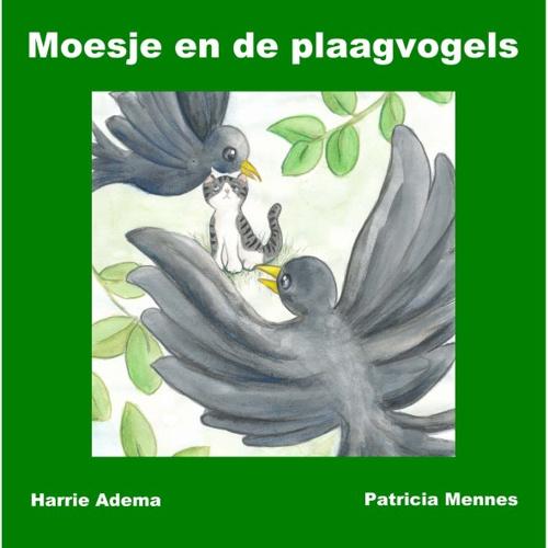 Moesje en de Plaagvogels