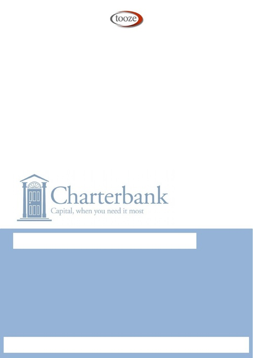 SEO Report - Charterbank