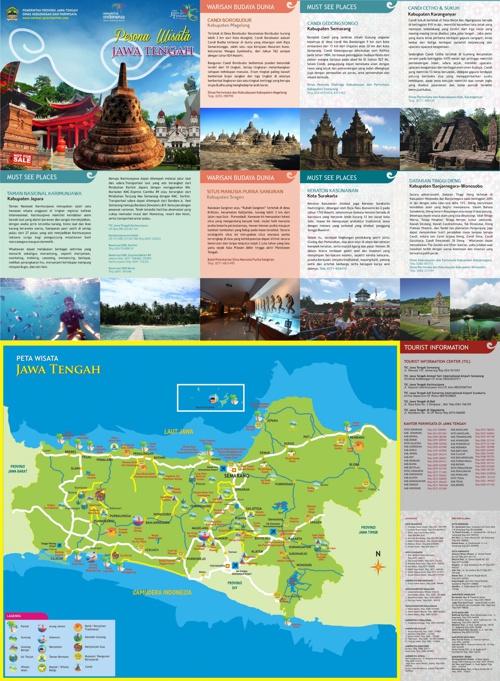 Pesona Wisata Jawa Tengah