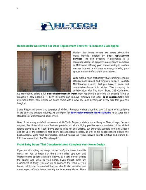 The Door Installer