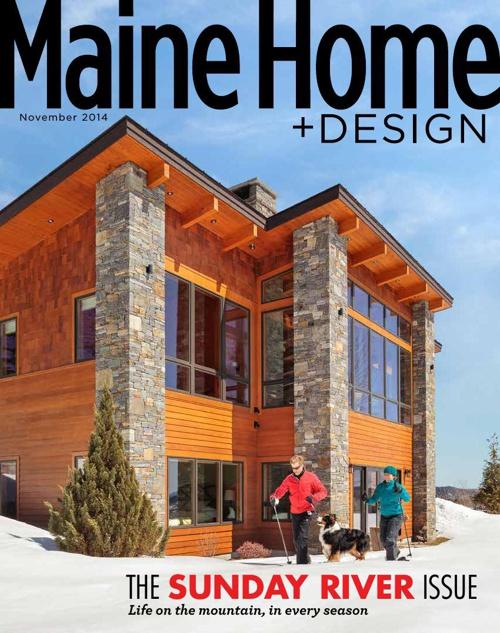 Mountain Magic – The Gainey Home