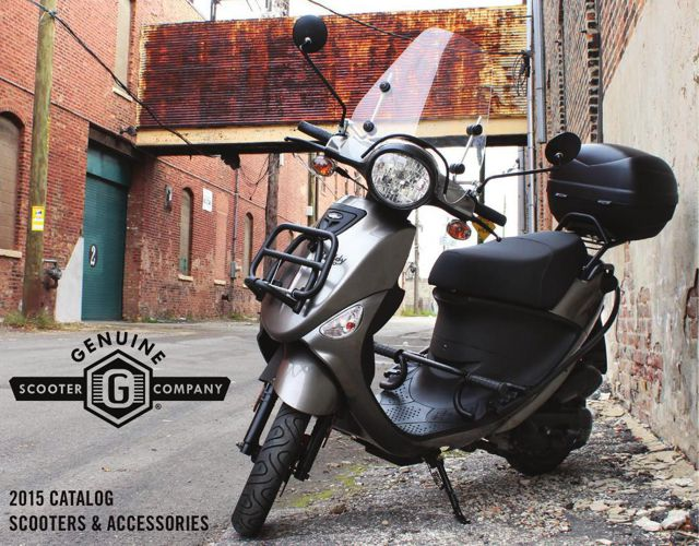 2015 Genuine Scooter Co. Catalog