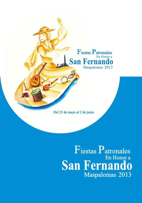 Fiestas Patronales en honor a San Fernando, Maspalomas 2013