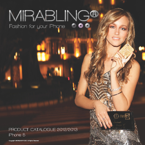 MIRABLING iPhone 5 Catalogue