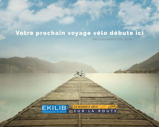 Sur La Route / Ekilib - Programmation 2016