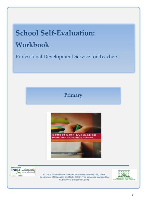 SSE Workbook