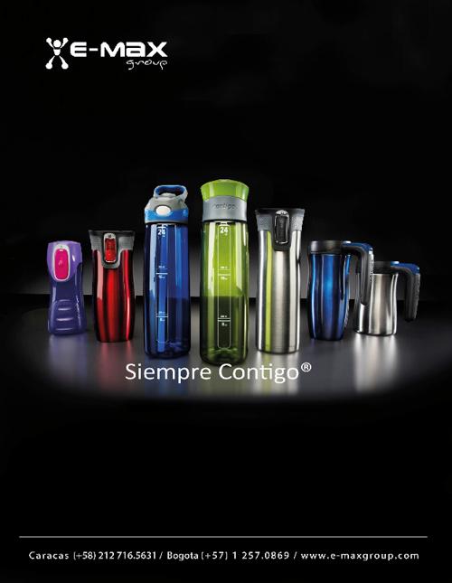 Vasos Contigo® E-MAX Group