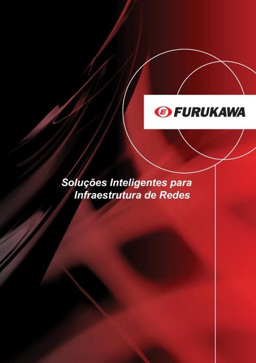 Furukawa - Catalogos,  Informativos e Folders