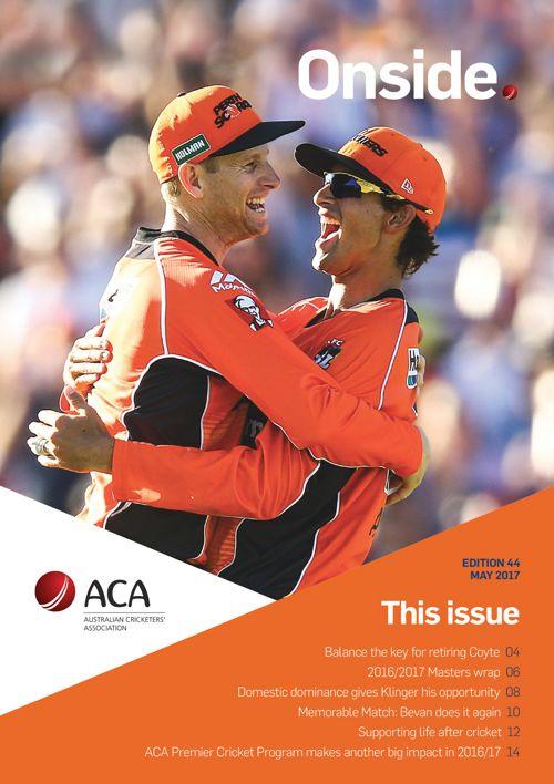 ACA Onside – May 2017 – Edition 44
