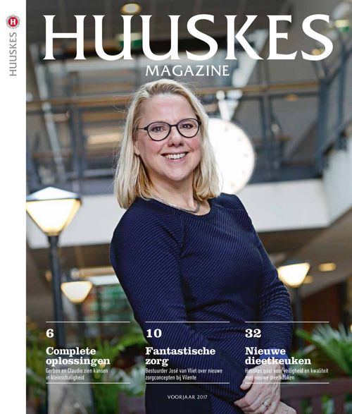 Huuskes magazine - voorjaar 2017