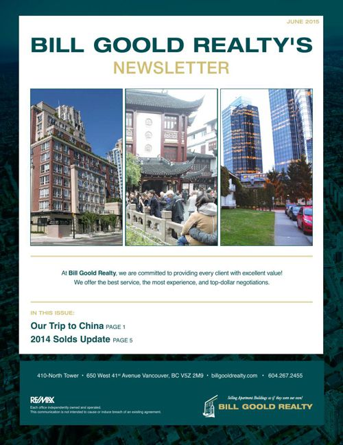 June 2015 Newsletyer