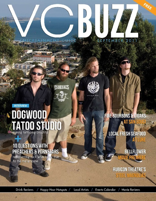 VC BUZZ September 2011