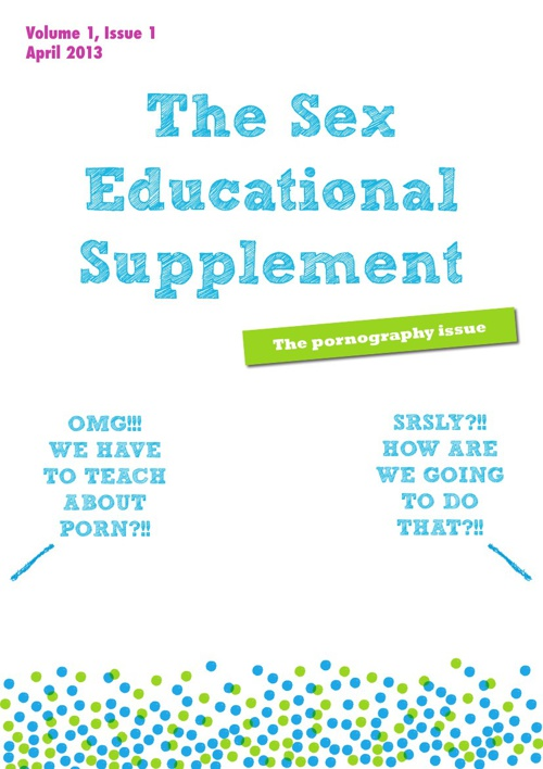 The Sex Educational Supplement, Volume 1, Issue 1