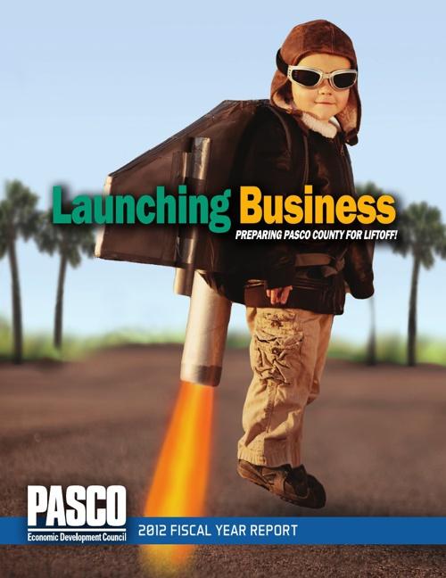 Pasco Economic Development Council's 2012 Fiscal Year Report