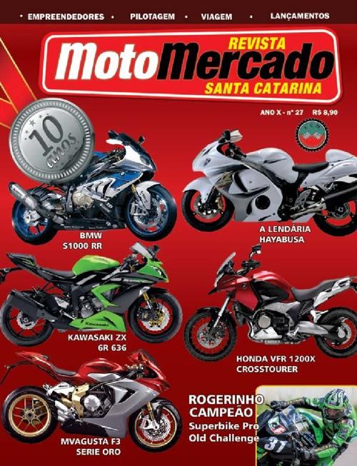 Revista Motomercado 27