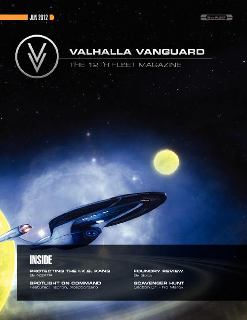 12th Fleet Magazine - June 2012