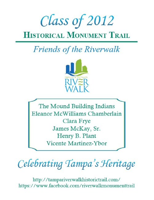 Historical Monument Trail 2012