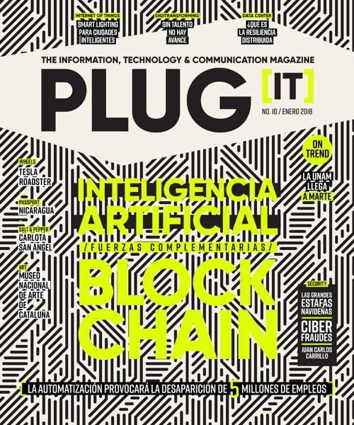 Plug IT Mag #10. Enero 2018.