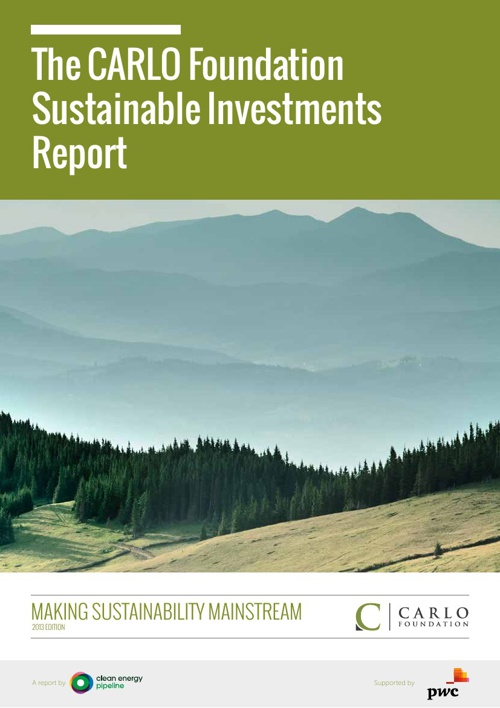The CARLO Foundation Sustainable Investments Report