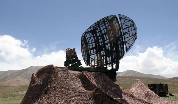 Ngụy trang Nghi binh chống trinh sát từ vệ tinh