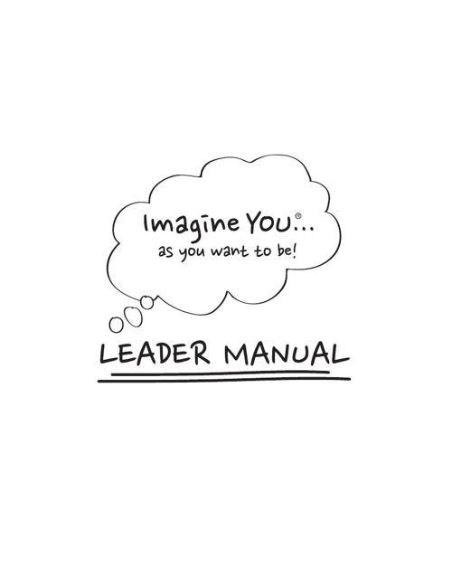Imagine YOU Leader Manual