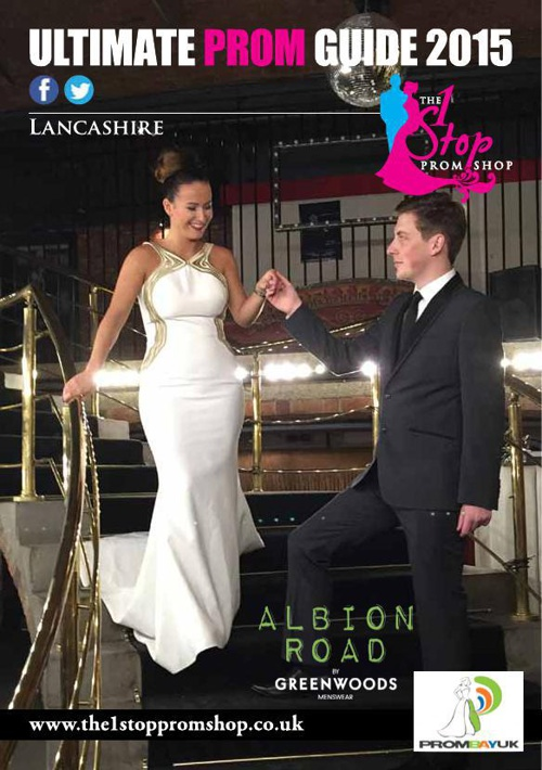 The 1 Stop Prom Shop Guide 2015 LANCASHIRE