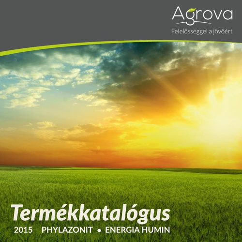 Agrova termékismerteto