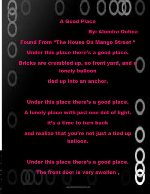 Novel Poetry 2011