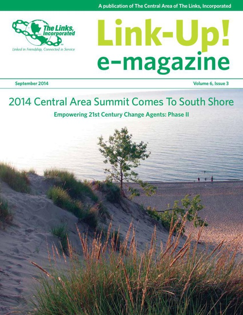 Central Area Link-Up! E-Mag, Setember, 2014