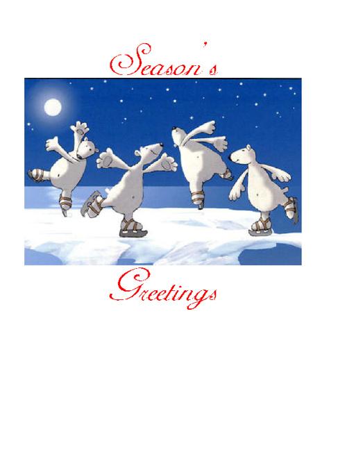 MISP Christmas Cards