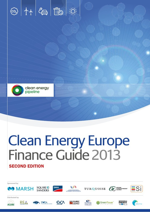 Clean Energy Europe Finance Guide 2013
