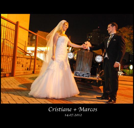 Álbum Cristiane e Marcos
