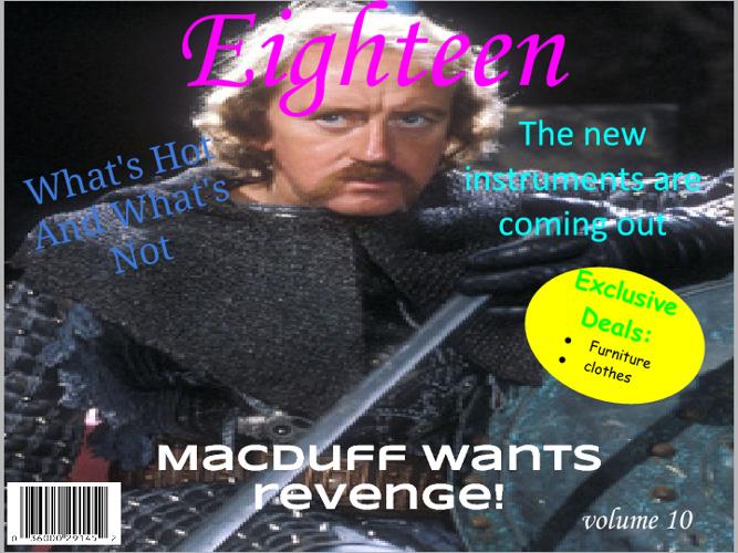 Eighteen magazine