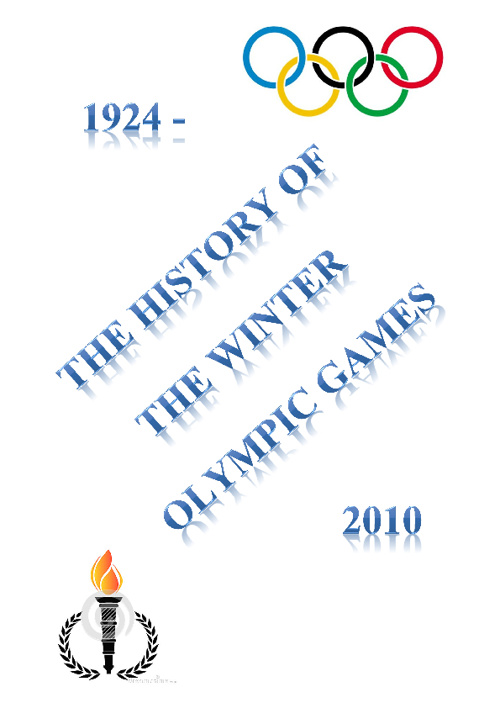 Copy of History of Winter Olympic Games